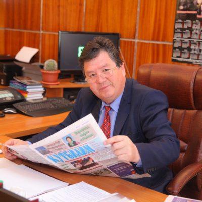 Дюшебаев Максат Жумагулович
