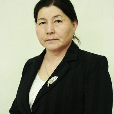 Исраилова Шарипа Кийизбаевна