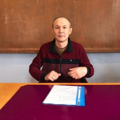 Акунов Алмазбек Жумадилович