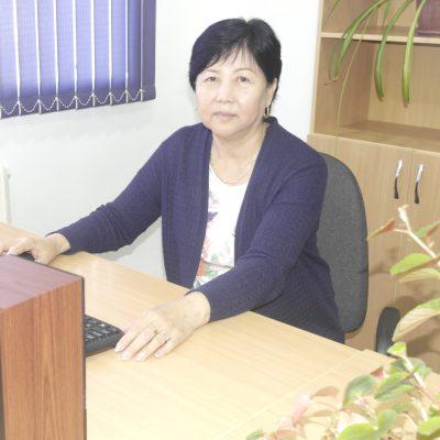 Берекебаева Замира Нурбековна