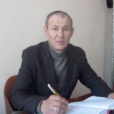 Акунов Алмазбек Жумагулович
