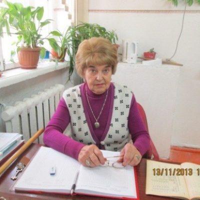 Лукьянова Маргарита Ивановна