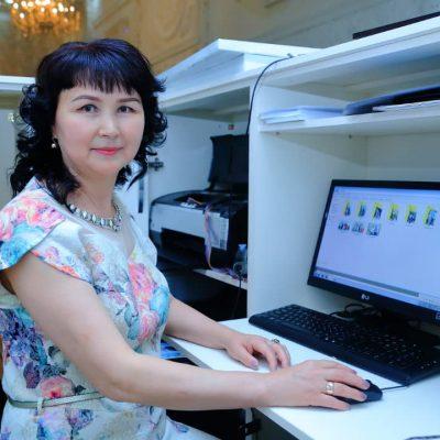 (Русский) Турдубаева Чынар Бепейевна