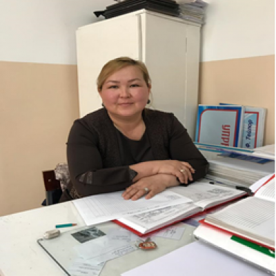 Мырзакасымова Сауле Алымкуловна