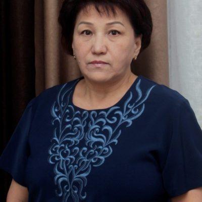 Омырзакова Жанатхан Жунусовна