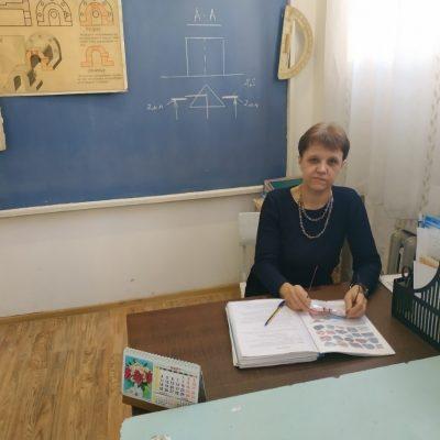 Артюшенко Елена Рафаиловна