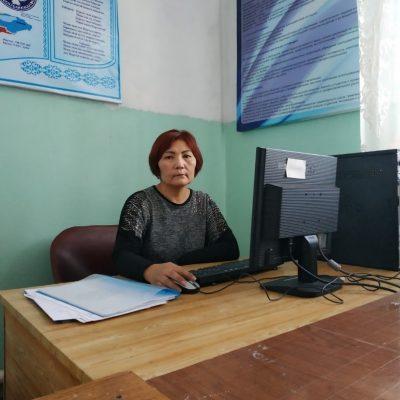 Аблакеева Гуляза Каниметовна