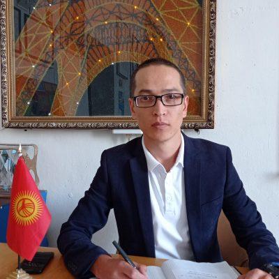 Айтбаев Мирбек Женишбекович
