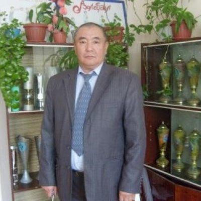 Эсеналиев Чынарбек Раимкулович
