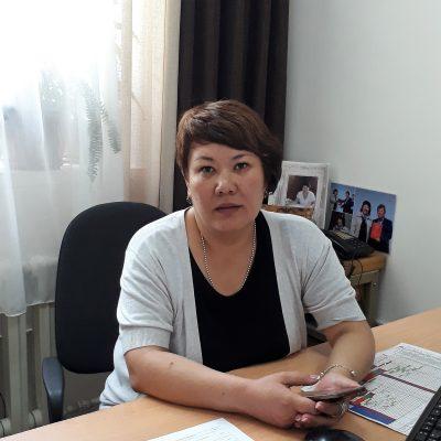 Чалова Эльмира Алтынбековна