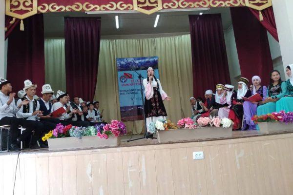23-сентябрь- Кыргыз Республикасынын Мамлекеттик тил күнү