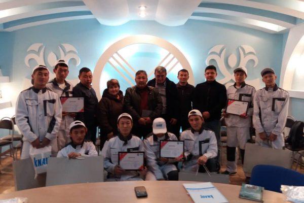 БКАМС приняли участие в конкурсе «Мастер сухого строительства»