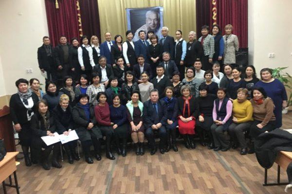 Семинар по обмену опытом между СПУЗами Кыргызской Республики