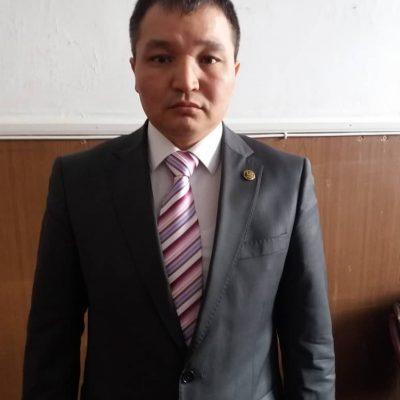 Субанбеков Алтынбек Нусупович