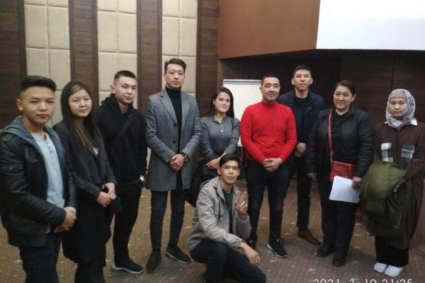 Экскурсия студентов на мастер класс предпринимателя