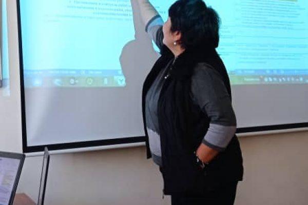 О проведении обучающего учебно-методического семинара на тему: «Разработка ОПОП и матрицы компетенций»